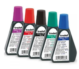 Kansas Self-Inking Notary Stamps Refill Ink Bottle (1 fl. oz.)